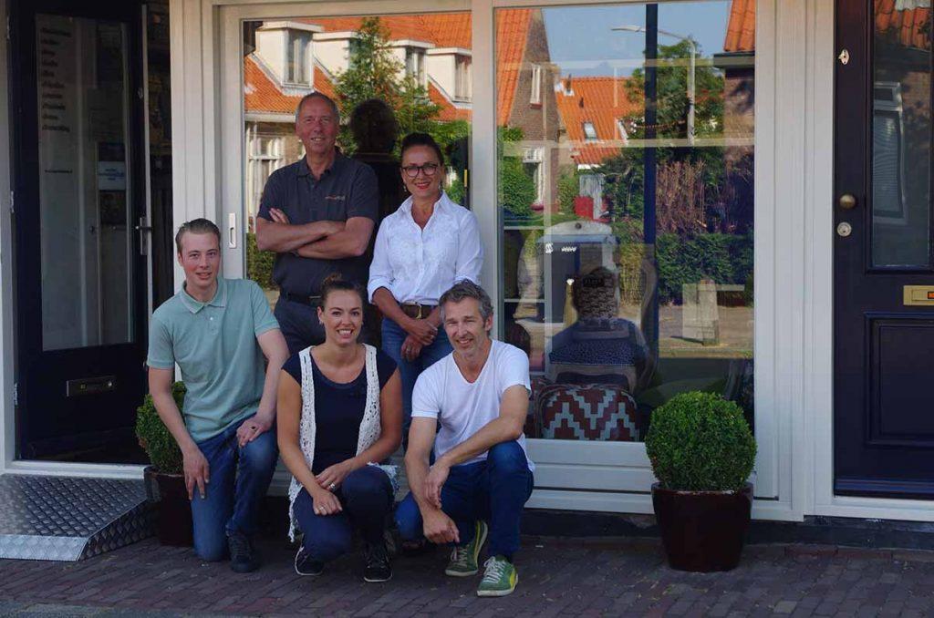 Team Zeegers en Tesselaar